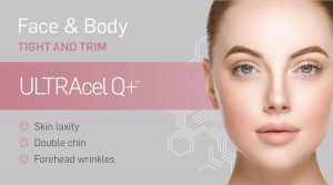 HIFU non-surgical treatments for chin